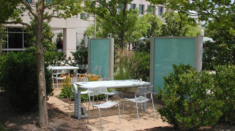 Surface 678 - Sony Ericsson Study Garden